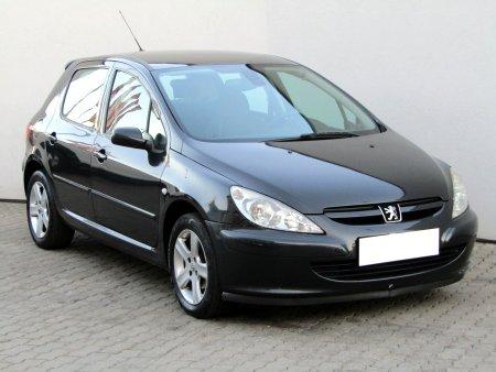 Peugeot 307, 2005