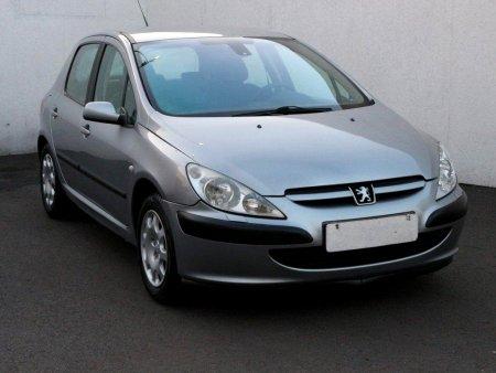 Peugeot 307, 2002