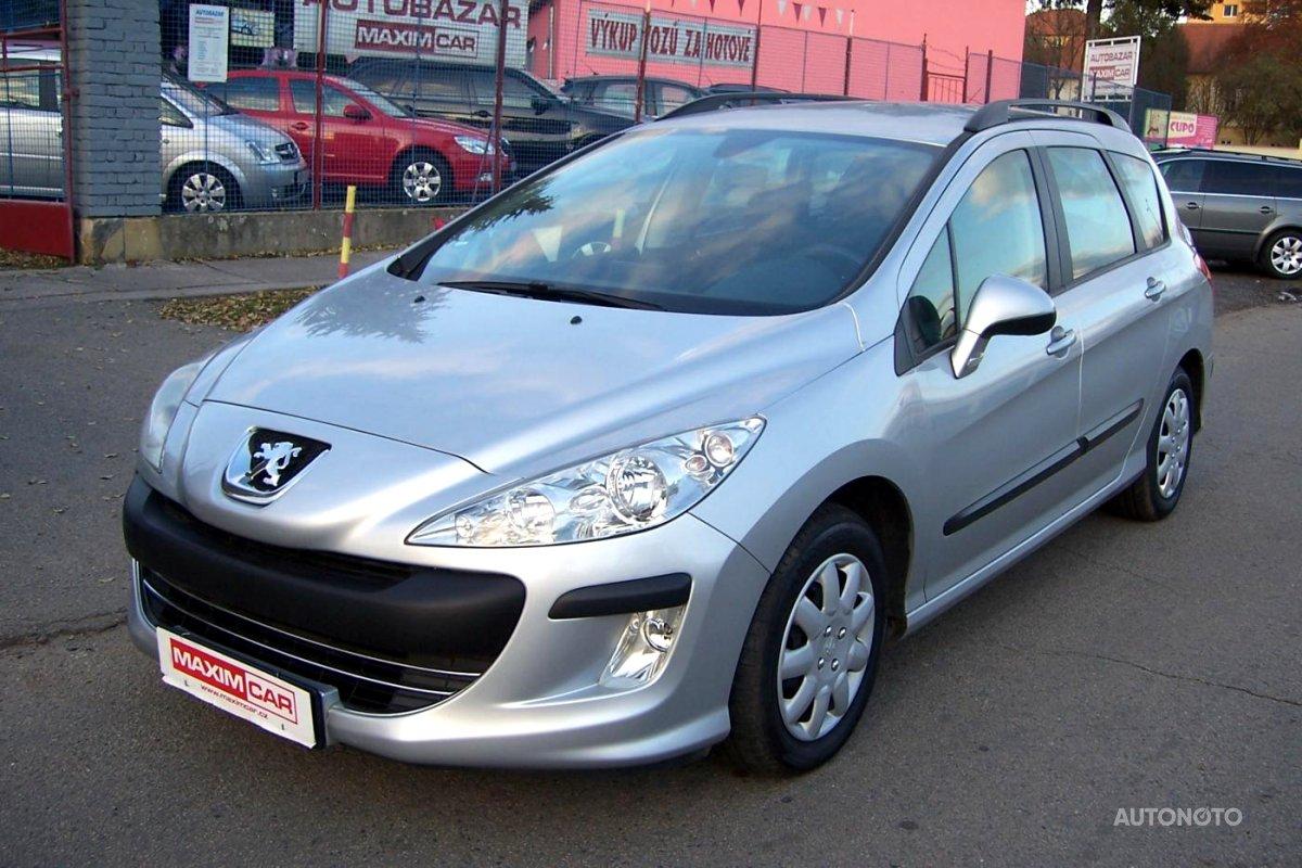 Peugeot 308, 2009 - celkový pohled