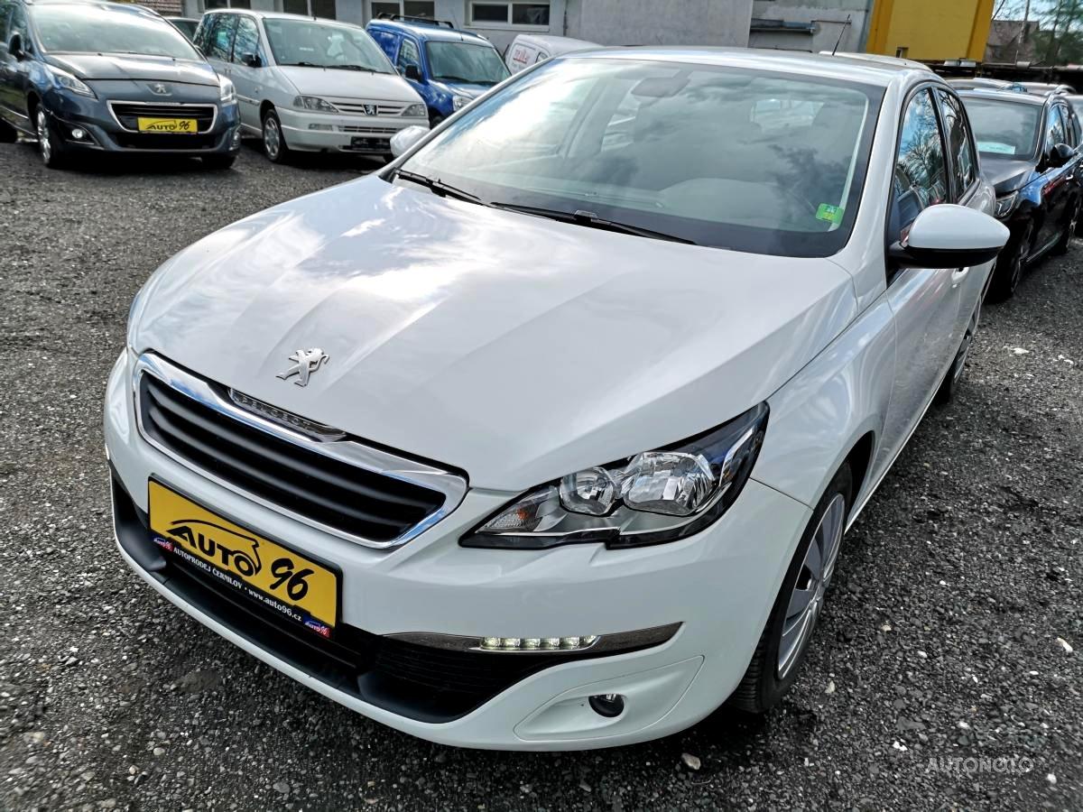 Peugeot 308, 2015 - celkový pohled