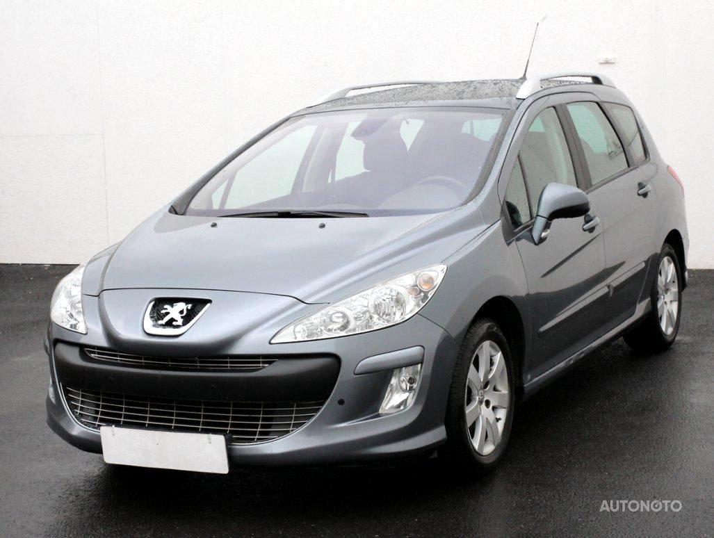 Peugeot 308, 2010 - pohled č. 3