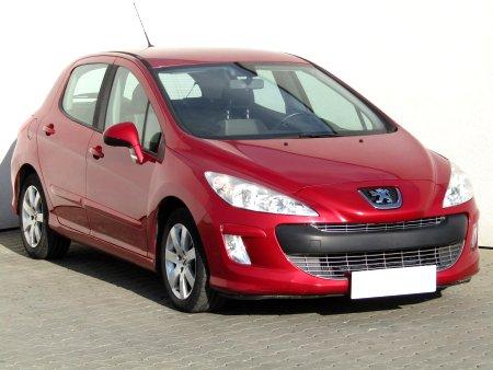 Peugeot 308, 2009