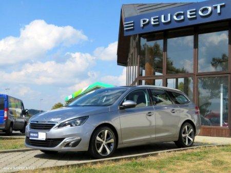 Peugeot 308, 2017