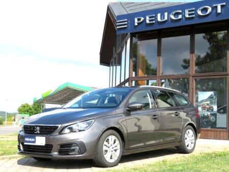 Peugeot 308, 2018