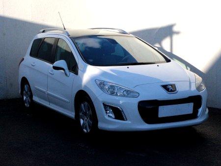 Peugeot 308, 2013