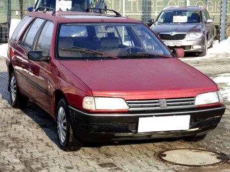 Peugeot 405, 1996
