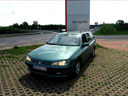 Peugeot 406, 1998