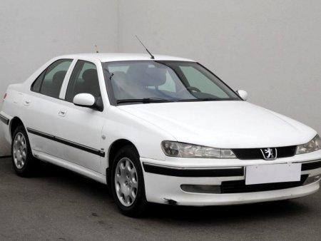 Peugeot 406, 2001