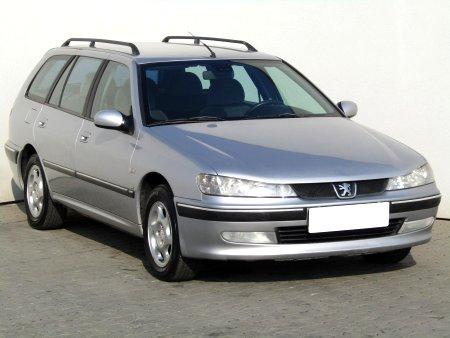 Peugeot 406, 1999