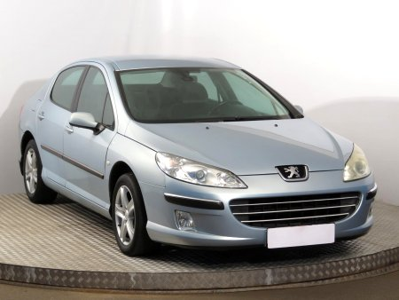 Peugeot 407, 2004