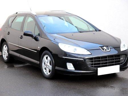 Peugeot 407, 2009