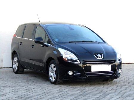 Peugeot 5008, 2011