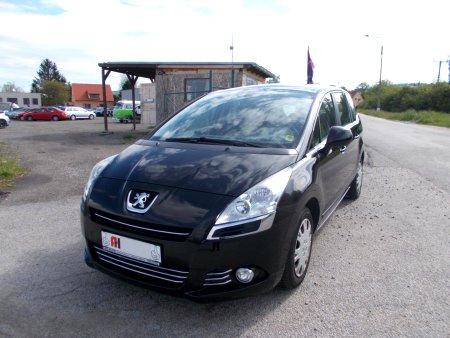 Peugeot 5008, 2012