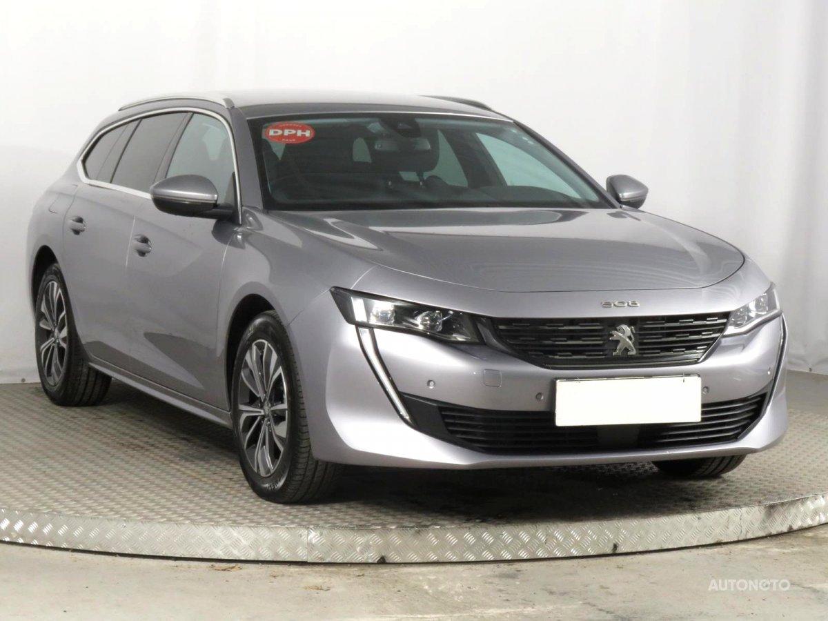Peugeot 508, 2019 - celkový pohled