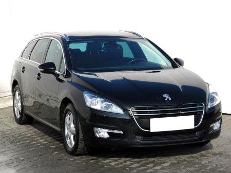Peugeot 508, 2011
