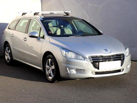 Peugeot 508, 2012