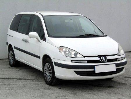 Peugeot 807, 2003