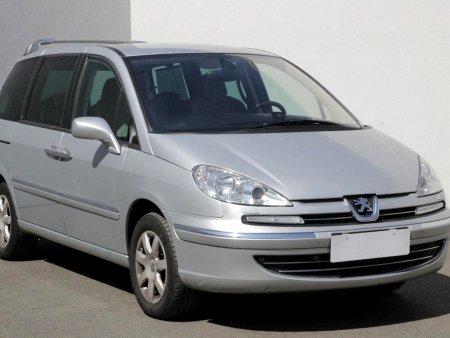 Peugeot 807, 2008