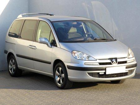 Peugeot 807, 2006