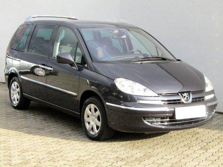 Peugeot 807, 2010