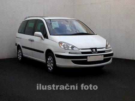 Peugeot 807, 2004