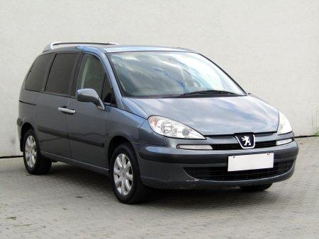 Peugeot 807, 2007