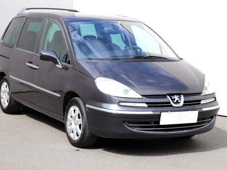 Peugeot 807, 2009