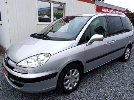 Peugeot 807, 2005