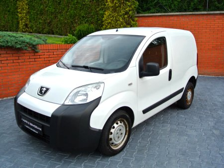 Peugeot Bipper, 2011