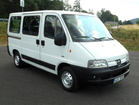 Peugeot Boxer, 2003