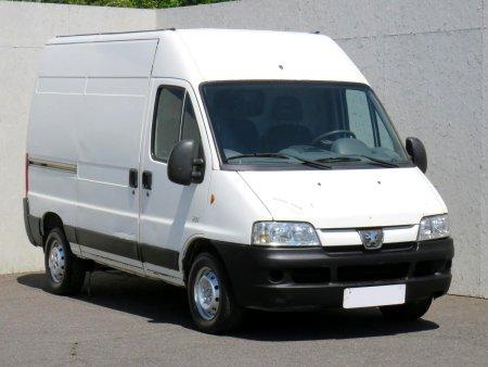 Peugeot Boxer, 2005