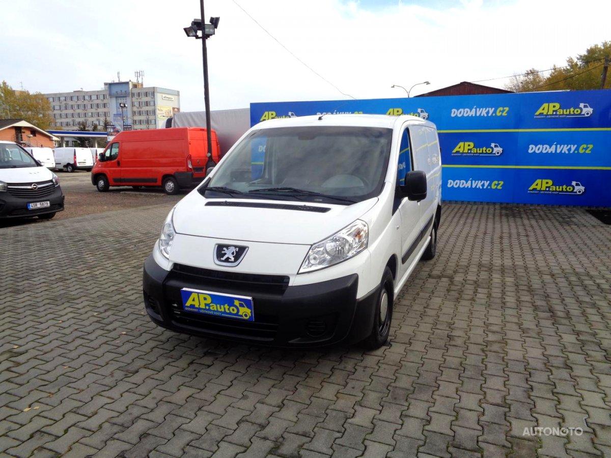 Peugeot Expert, 2012 - celkový pohled