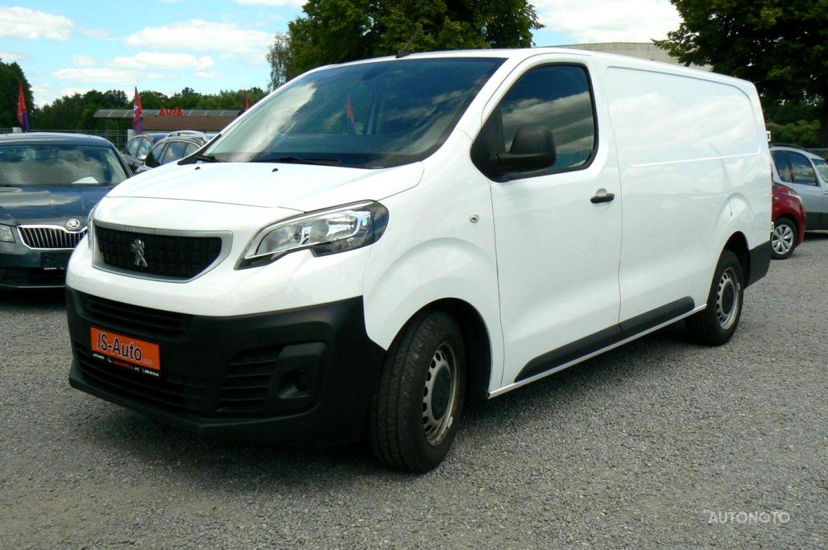 Peugeot Expert, 2018 - celkový pohled