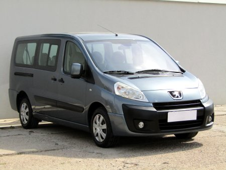 Peugeot Expert, 2008