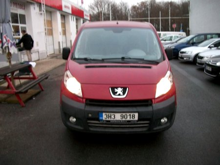 Peugeot Expert, 2007