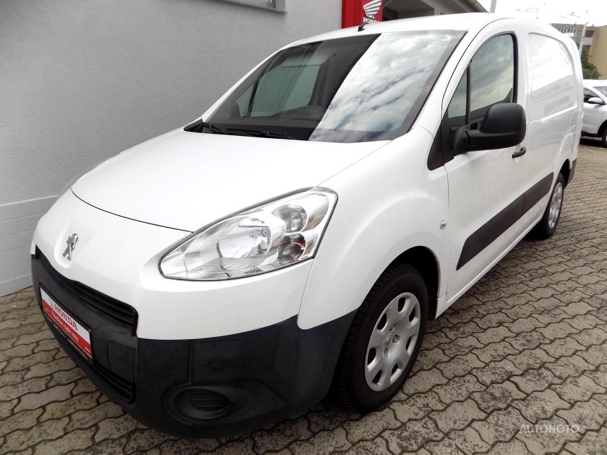 Peugeot Partner, 2014 - celkový pohled