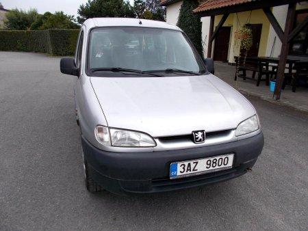 Peugeot Partner, 1998