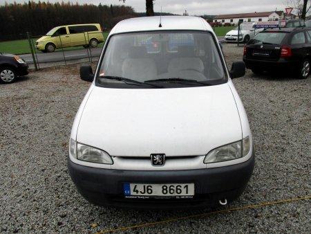 Peugeot Partner, 1997