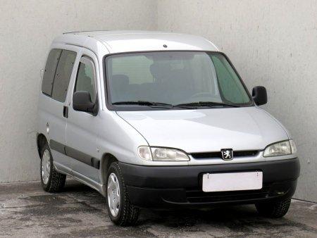 Peugeot Partner, 2001