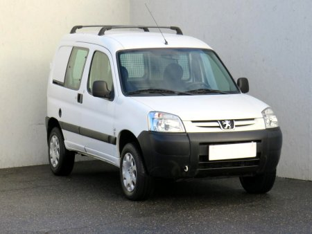 Peugeot Partner, 2009