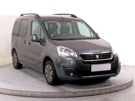 Peugeot Partner, 2018