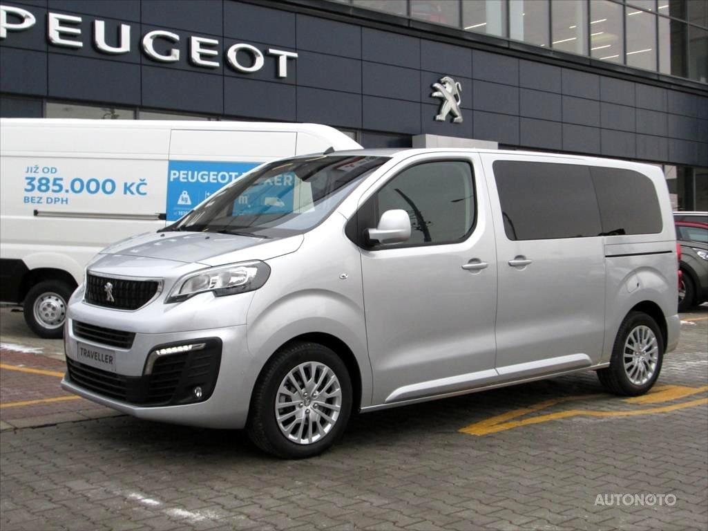 Peugeot Traveller, 2019 - celkový pohled