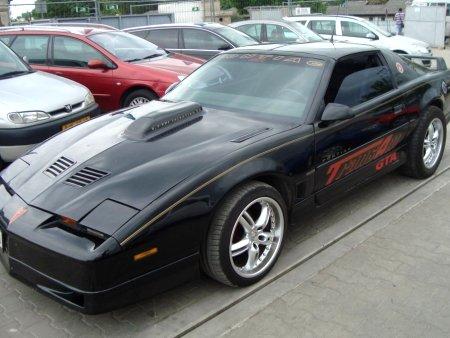 Pontiac Firebird, 1988