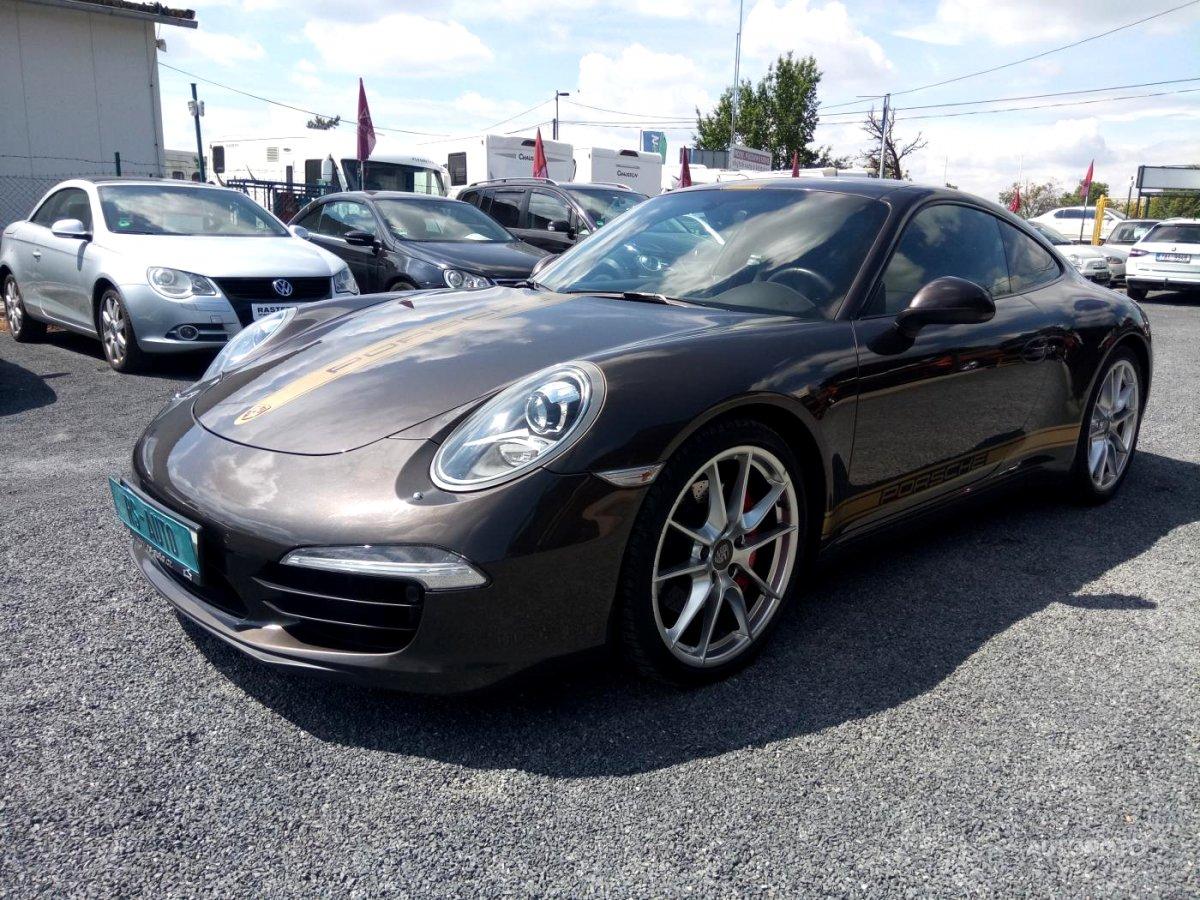 Porsche 911, 2012 - celkový pohled