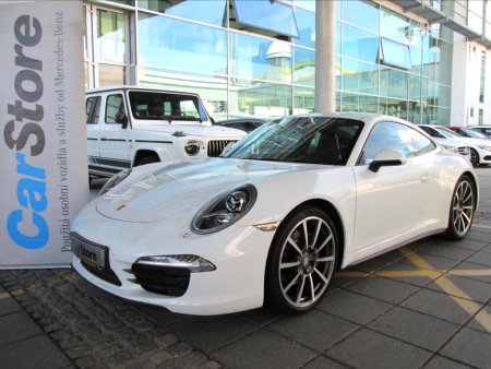 Porsche 911, 2015