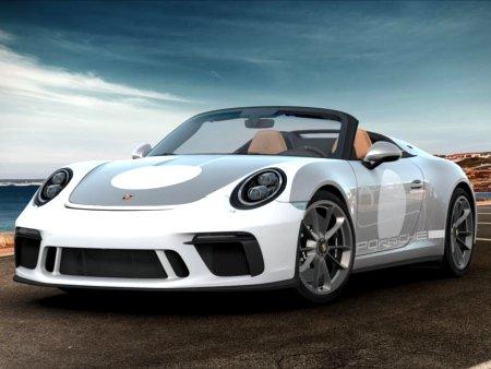Porsche 911, 2019