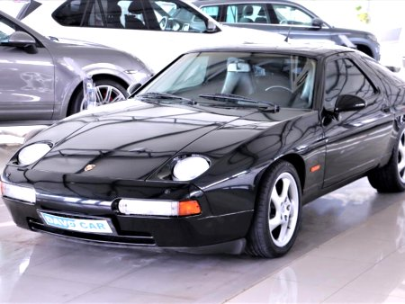 Porsche 928, 1991