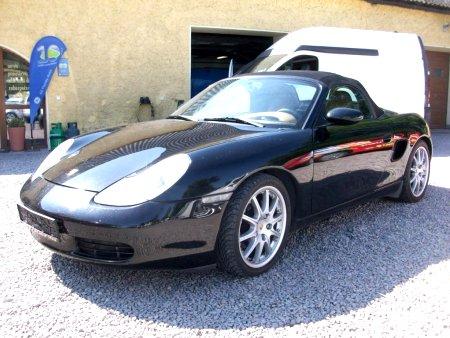 Porsche Boxster, 2000