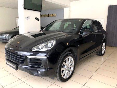 Porsche Cayenne, 2015