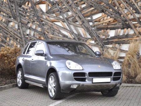 Porsche Cayenne, 2006